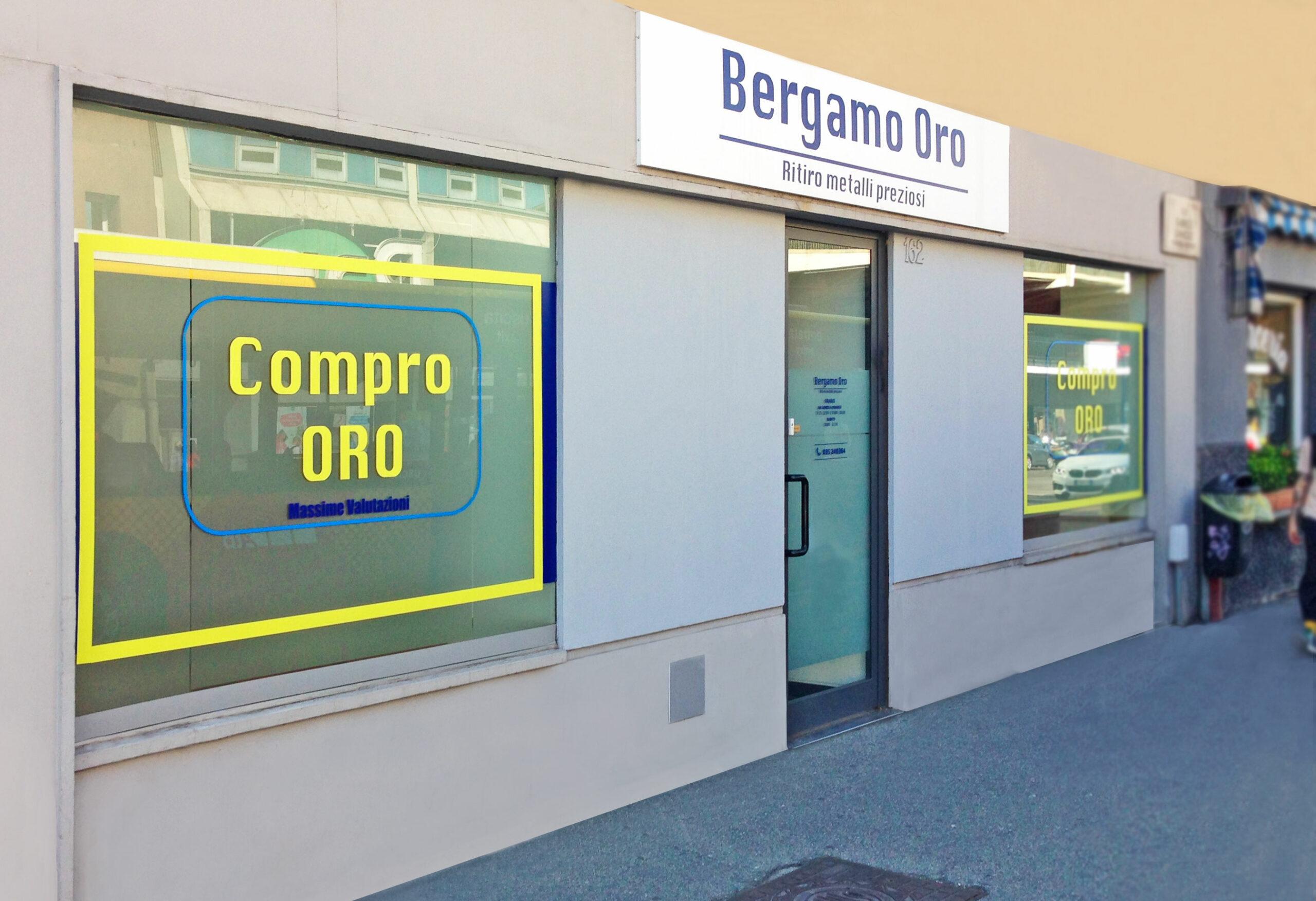 Compro Oro e Argento a Bergamo